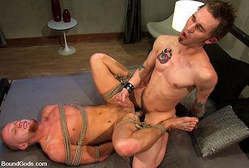 Sean cody bondage