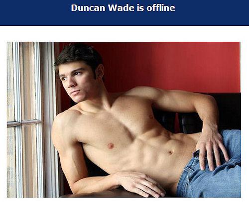 Duncan Wade Gay Porn