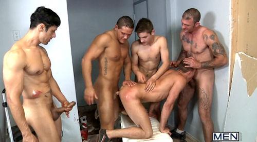 Jason Goodman Gay porno pekné puzzy pics