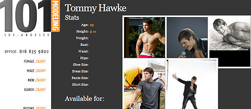 Tommy_hawke_101modelling