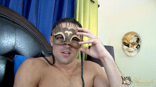 Masquerade men porn