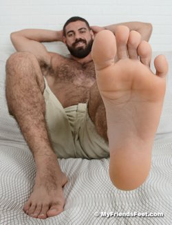 gay male foot porn I'm not a gay male, and.