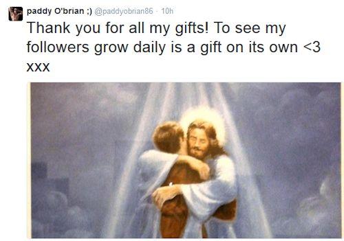 Gay religious porn