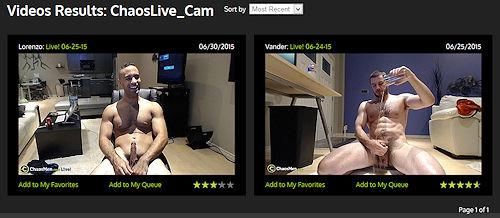 live cam show
