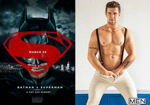 Schwule Superman-Pornos