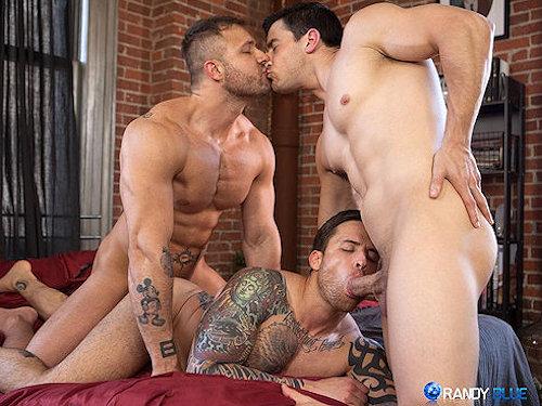Jordan Levine Gay Pornvrouw Morning blowjob
