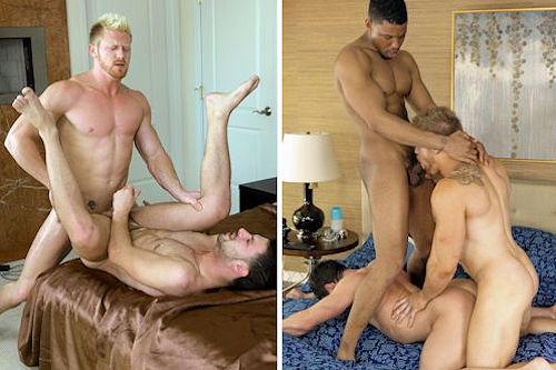 Max London homofil porno